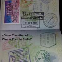 ¿Cómo tramitar el visado a la India?