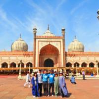 Recorriendo Delhi y Visitando Tara Homes Children