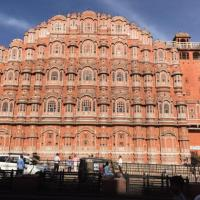 Visitando la Ciudad Rosa, Jaipur
